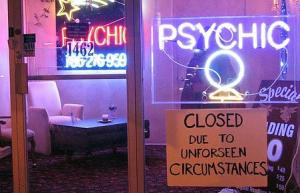 psychicclosed